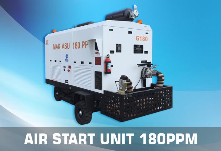 Air Start Unit 180 PPM