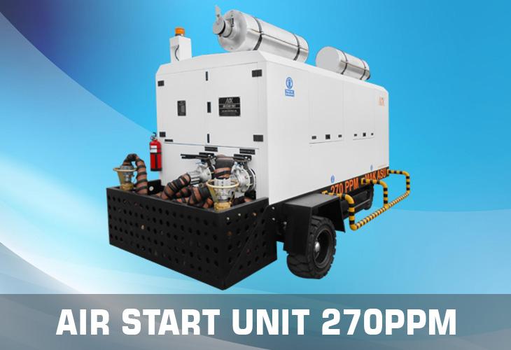 Air Start Unit 270 PPM
