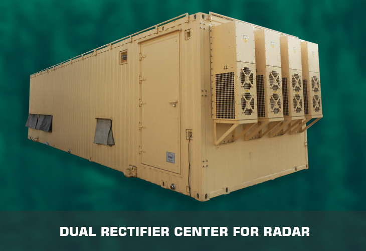 Dual Rectifier Center