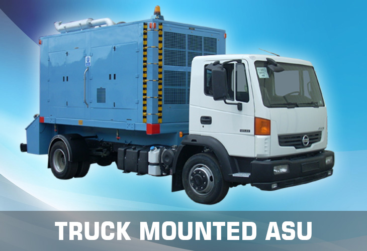 Truck Mounted Air Start Unit