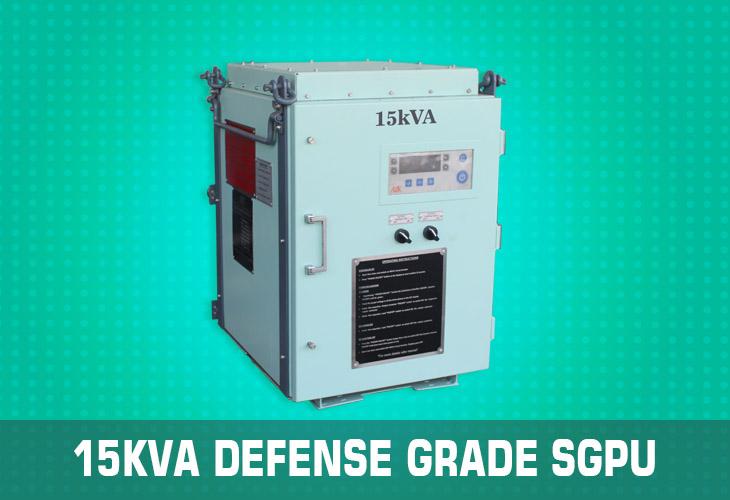 15 kVA defense grade sgpu