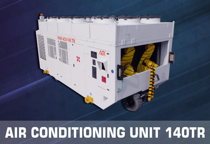 Air Conditioning Unit 140 TR