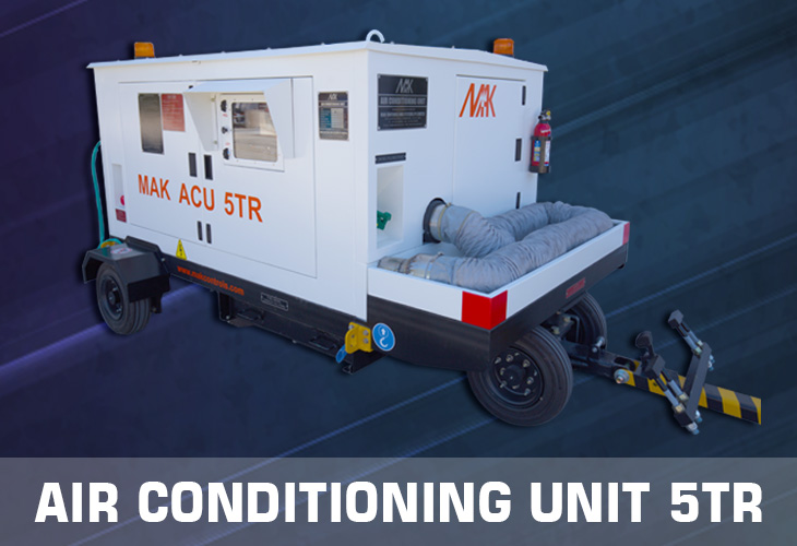 Air Conditioning Unit for Aircraft 5 TR