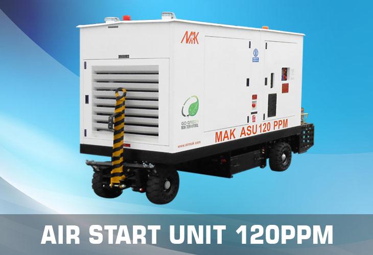Air Start Unit 120 PPM