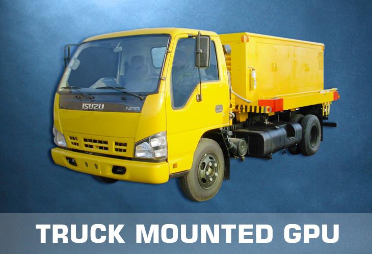 Truck Mounted GPU