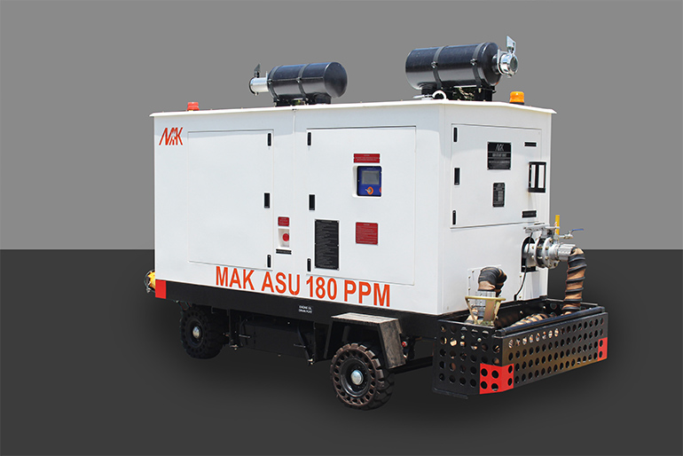 180PPM Air Start Unit (ASU) Tier 3 (1 No.)