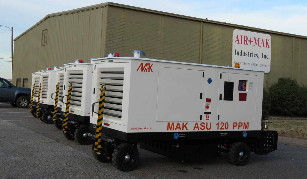 100/120PPM Air Start Unit (ASU) – Tier 3 (1 No.)