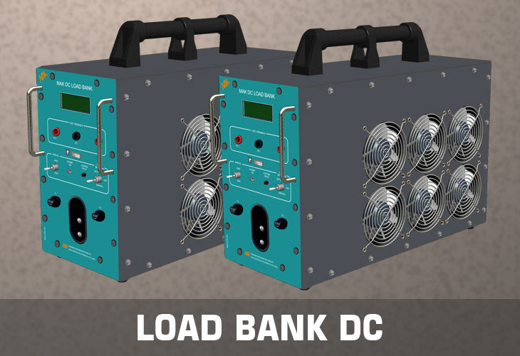 Load Bank for GPU