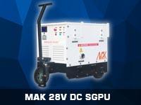 28v DC Static GPU