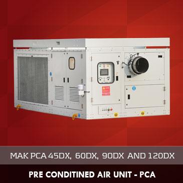 Pre Conditioned Air Unit (PCA)