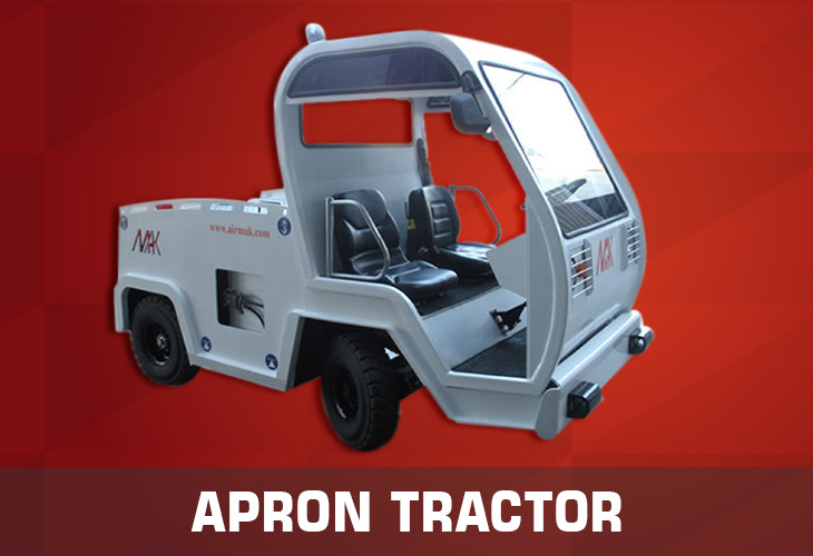 Apron Tractor | Baggage Tractor | Cargo Tractor | Tow Tractor