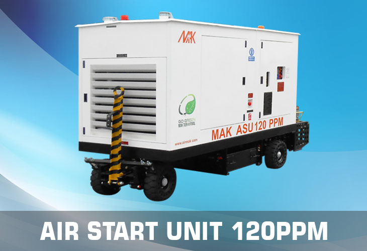 Air Start Unit 120 PPM