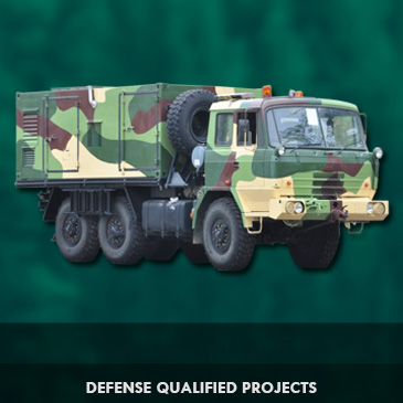 Defense Qualified Projects