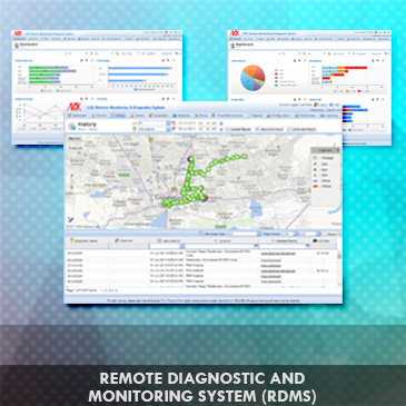 Remote Diagnostic & Monitoring System