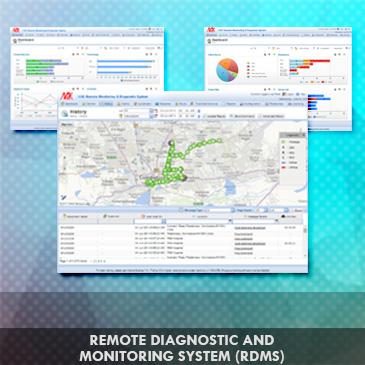 Remote Diagnostic & Monitoring System
