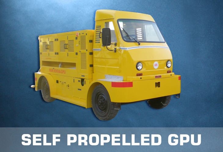 Self Propelled GPU