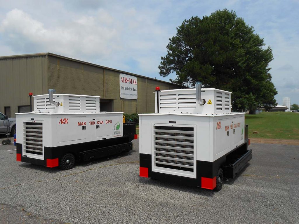Ground Power Unit Manufacturer in Mississippi